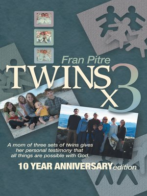 cover image of Twins X 3
