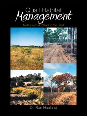 cover image of Quail Habitat Management