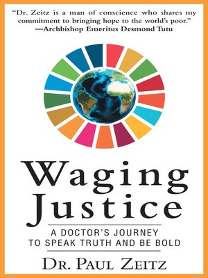 cover image of Waging Justice