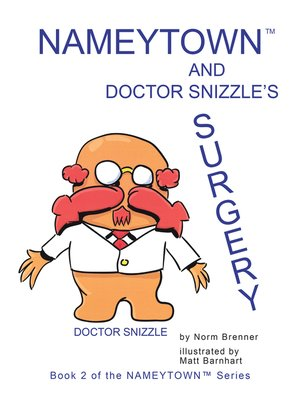 cover image of Nameytown and Doctor Snizzle's Surgery