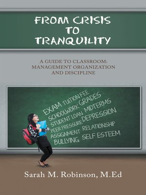 cover image of From   Crisis 		 		To  			Tranquility