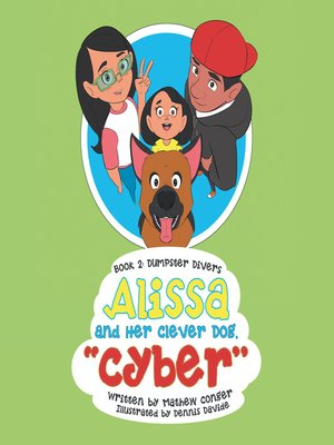 "cover image of Alissa and Her Clever Dog ""Cyber"""