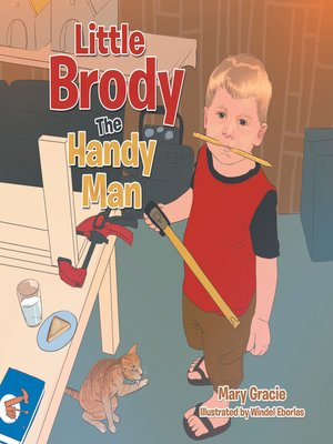 cover image of Little Brody the Handy Man