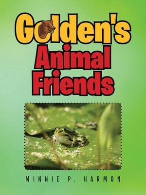 cover image of Golden's Animal Friends