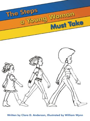 cover image of The Steps a Young Woman Must Take