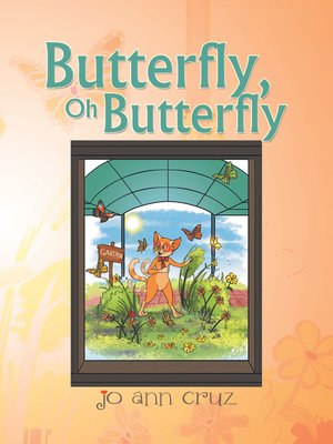 cover image of Butterfly, Oh Butterfly