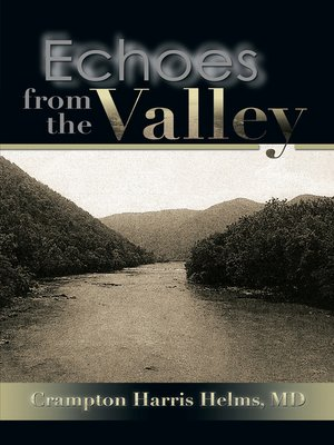 cover image of Echoes from the Valley
