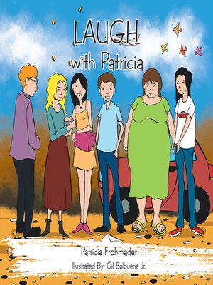 cover image of Laugh with Patricia