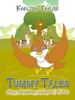 cover image of Tummy Tales
