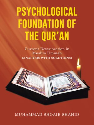 cover image of Psychological Foundation of the Qur'an Ii