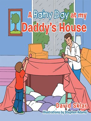 cover image of A Rainy Day at My Daddy's House