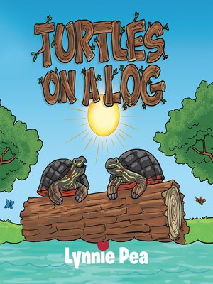 cover image of Turtles on a Log