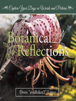 cover image of Botanical Reflections