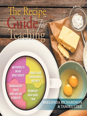 cover image of The Recipe Guide for Teaching