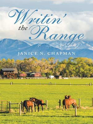 cover image of Writin' the Range