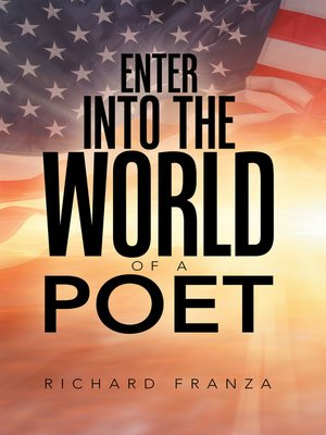 cover image of Enter into the World of a Poet