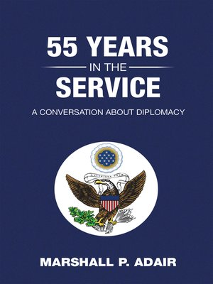 cover image of 55 Years in the Service