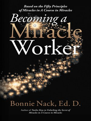 cover image of Becoming a Miracle Worker
