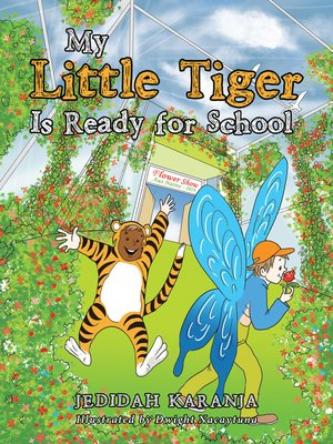 cover image of My Little Tiger Is Ready for School