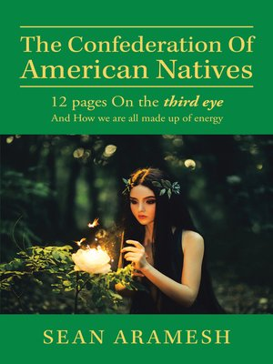 cover image of The Confederation of American Natives