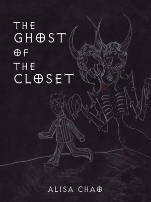 cover image of The Ghost of the Closet