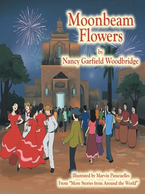 cover image of Moonbeam Flowers