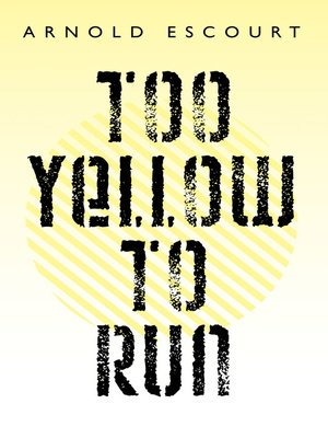 cover image of Too Yellow to Run