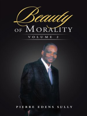 cover image of Beauty of Morality