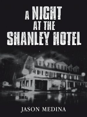 cover image of A Night at the Shanley Hotel