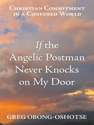 cover image of If the Angelic Postman Never Knocks on My Door