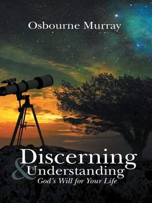 cover image of Discerning & Understanding God'S Will for Your Life