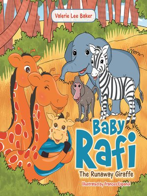 cover image of Baby Rafi