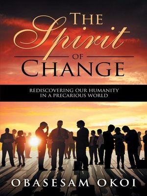 cover image of The Spirit of Change