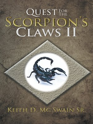 cover image of Quest for the Scorpion's Claws Ii