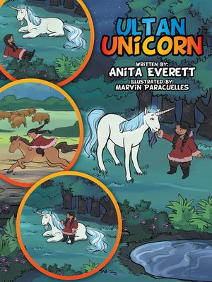 cover image of Ultan Unicorn