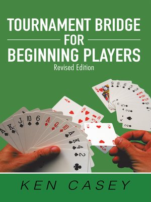 cover image of Tournament Bridge for Beginning Players