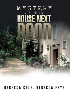 cover image of Mystery of the House Next Door