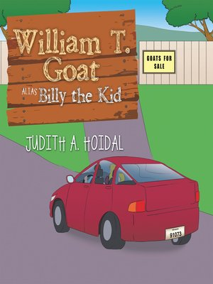 cover image of William T. Goat Alias Billy the Kid