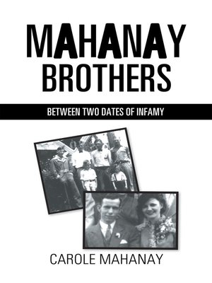 cover image of Mahanay Brothers