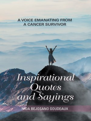cover image of Inspirational Quotes and Sayings