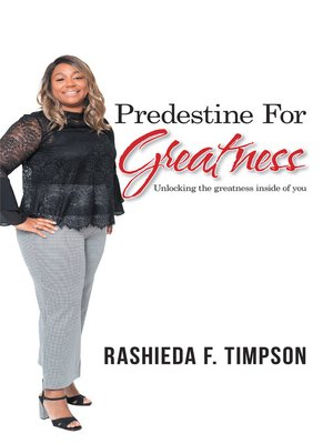 cover image of Predestine for Greatness