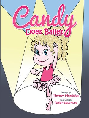 cover image of Candy Does Ballet