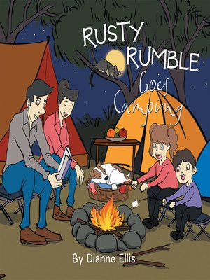 cover image of Rusty Rumble Goes Camping