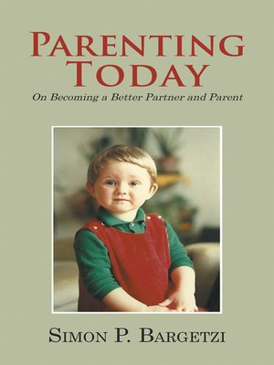 cover image of Parenting Today