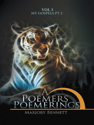 cover image of A Poemers Poemerings