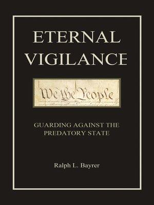 cover image of Eternal Vigilance
