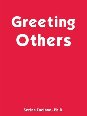 cover image of Greeting Others