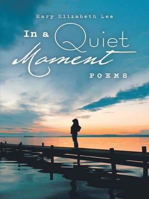 cover image of In a Quiet Moment