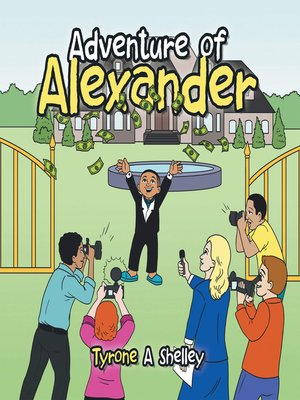 cover image of Adventure of Alexander