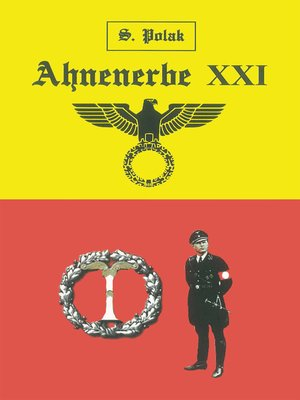 cover image of Ahnenerbe Xxi